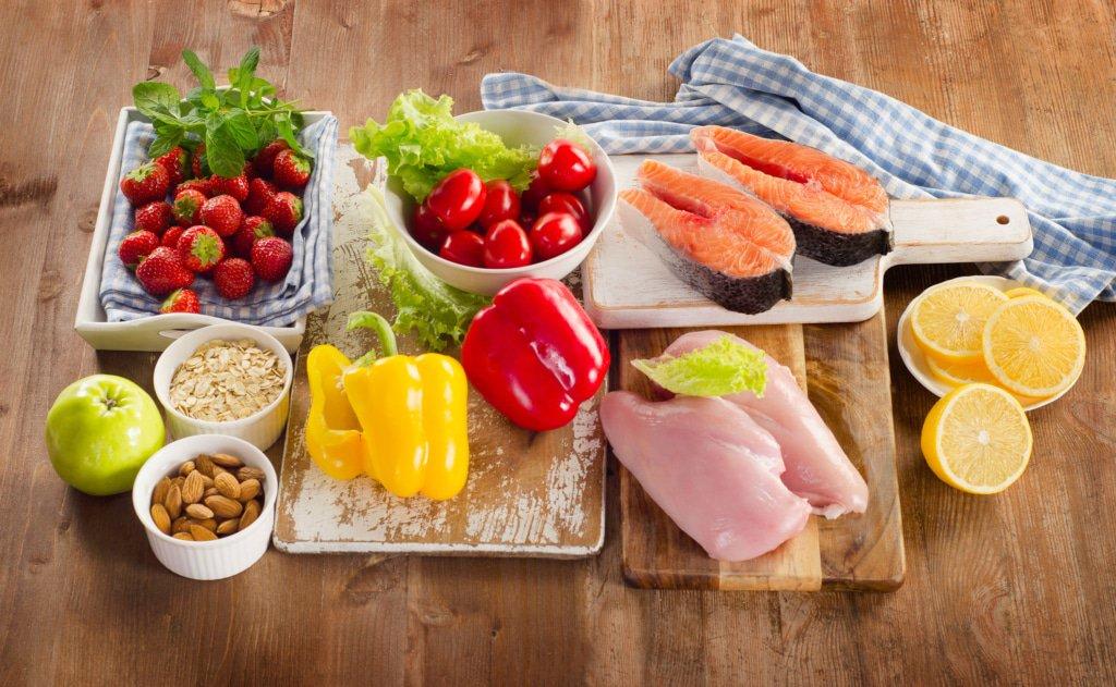 alimentation équilibrée perdre du poids